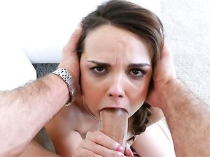 Fucking Busty Dillion Harper And Cumming On Her Face