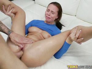Beautiful Aidra Fox Fucked By A Big Cock Guy