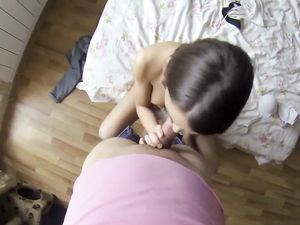 Sexy Russian Teen Fucked In Perfect POV