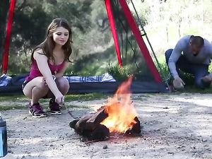 Hardcore Camping Trip With A Wicked Sexy Girl