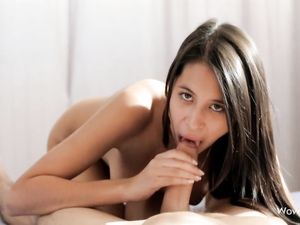Her Perfect Titties Make Sex Much More Exciting