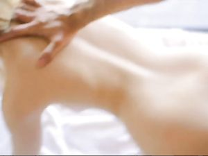 Hot Facial For An Erotic Teen Blonde After Fucking