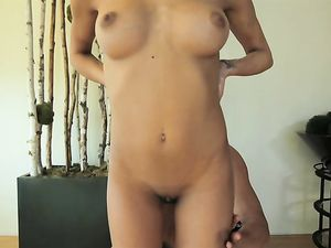 Babe Stays Fit So She Can Fuck Wildly Like This